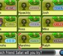 Friend Safari Zone
