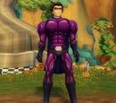 Buff Superhero Outfit