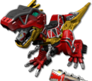 Red Zords