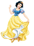 Sparkle snow white
