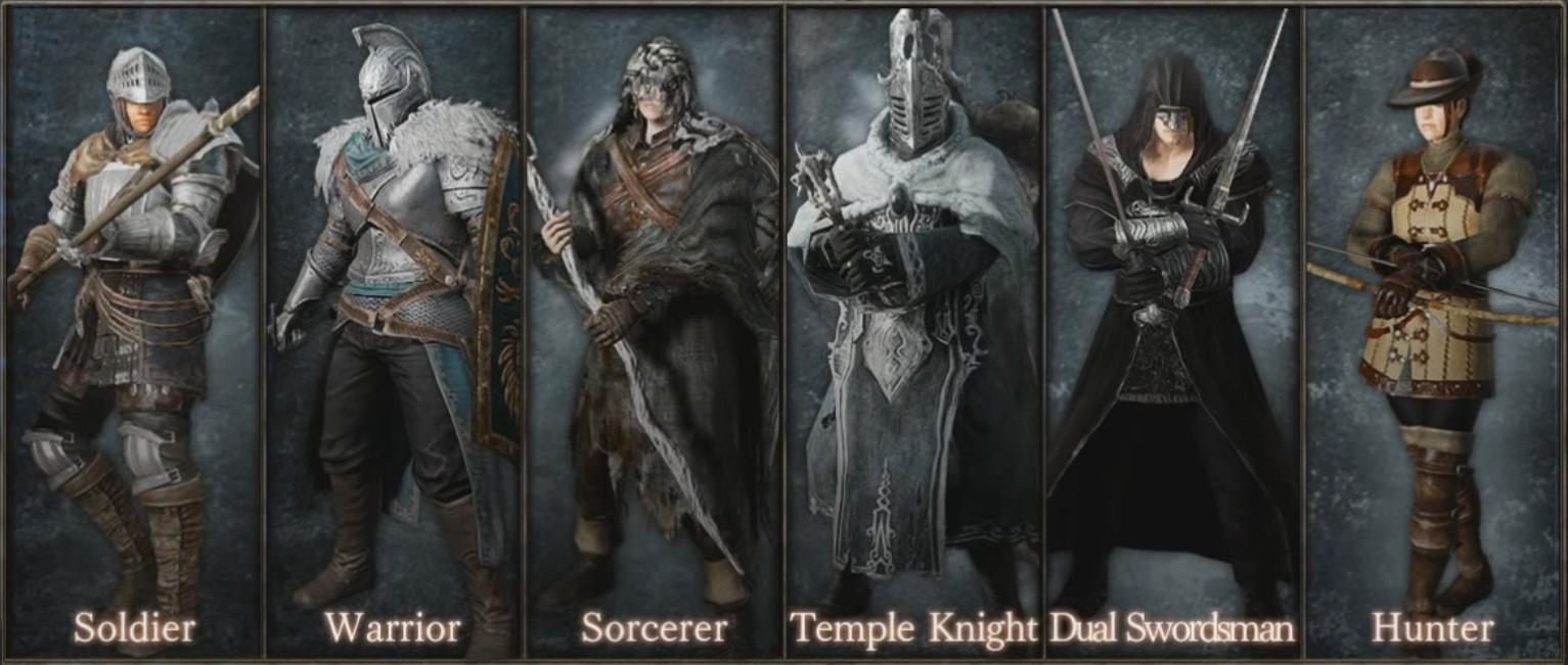 Dark Souls Ii: Classes (Dark Souls II)