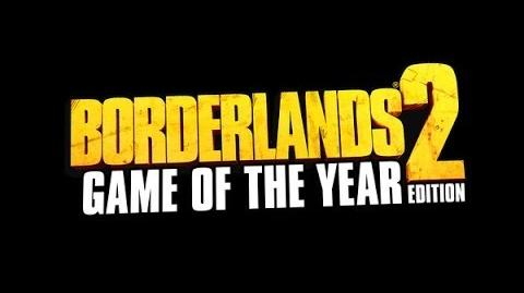 Borderlands 2 Game of the year 4K