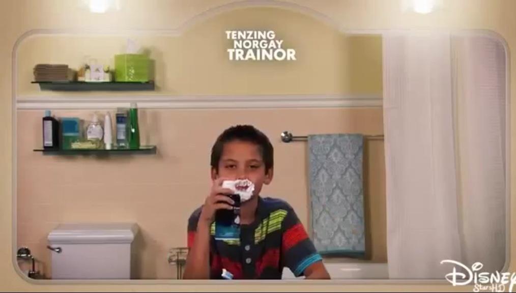 tenzing norgay trainor liv and maddie wiki