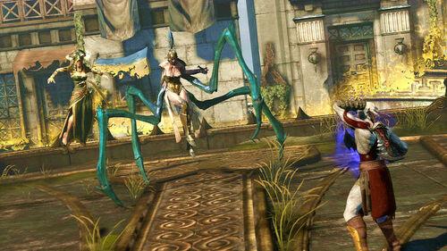 Image - Kratos VS Tisi...