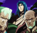 The Three from a Faraway Land (story arc)