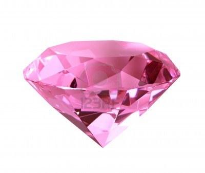 Imagen 7046905 Diamante De Cristal De Singe Rosa Close