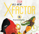 All New X-Factor Vol 1 1