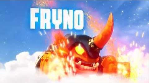 meet the skylanders fryno for sale