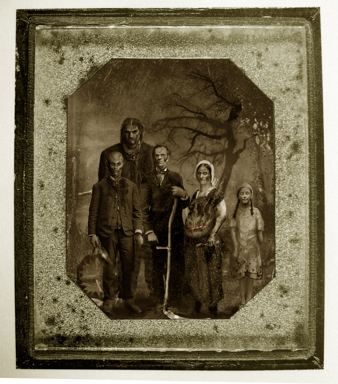 Buckner Family Villains Wiki Wikia