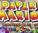 Jefes de Paper Mario: La Puerta Milenaria