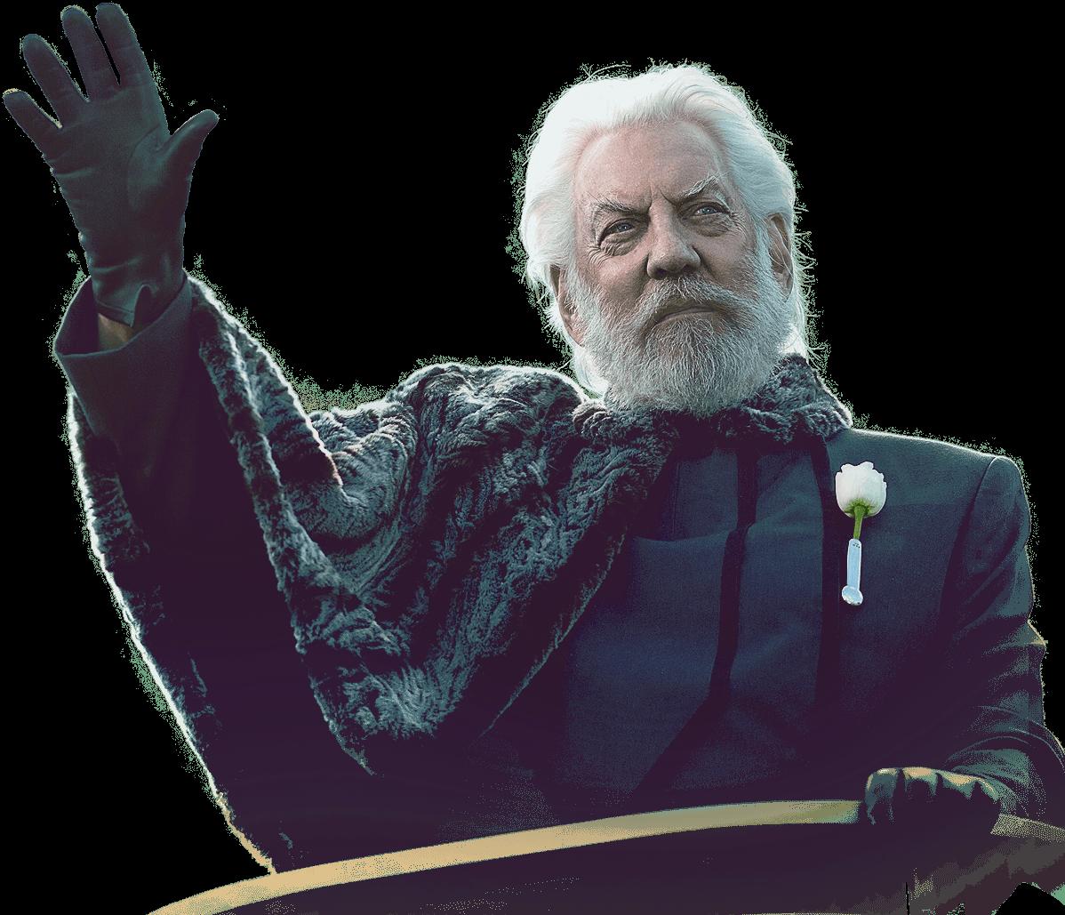 Presidente Coriolanus Snow - Wiki The Hunger Games