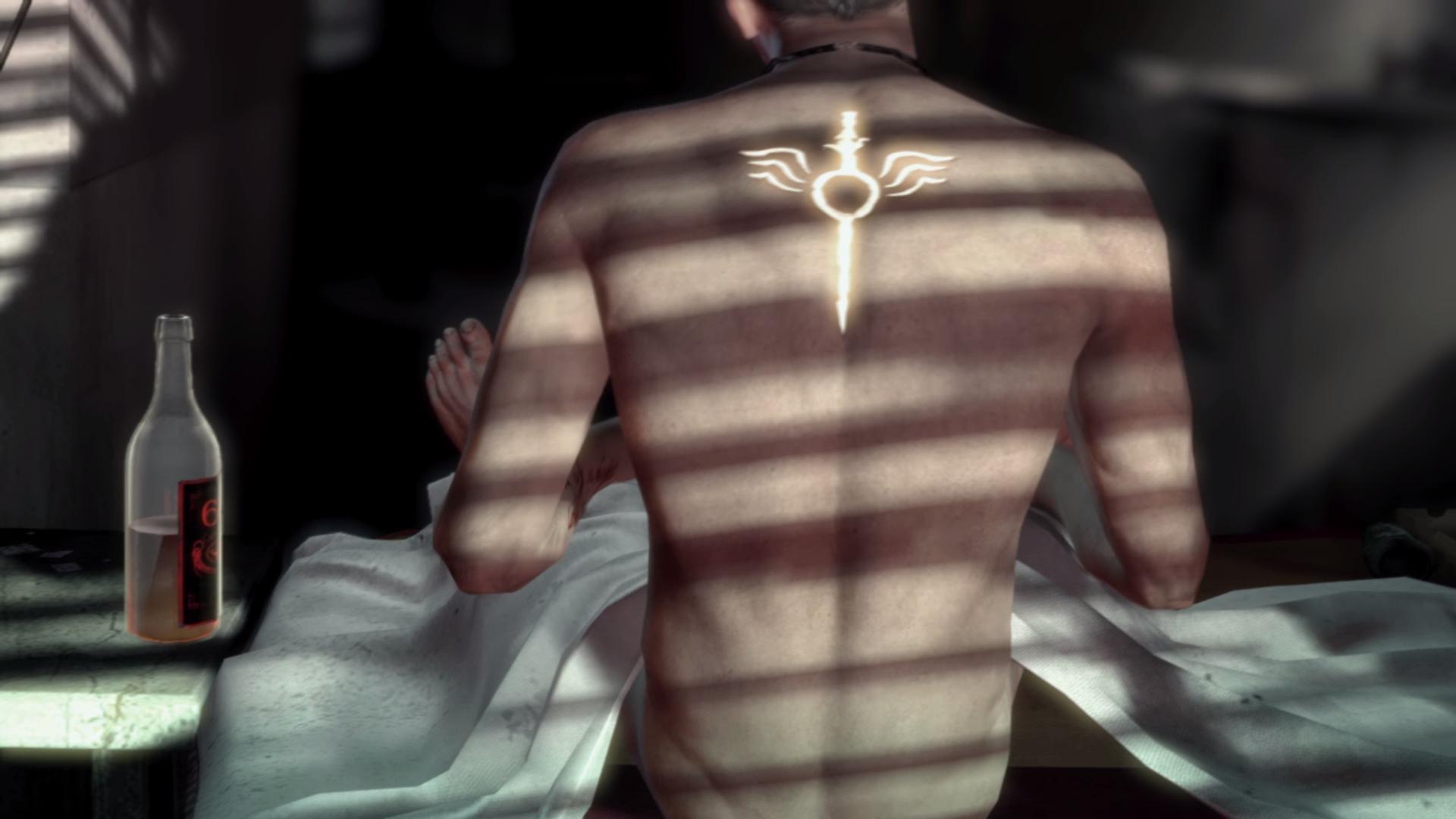 Sexo personaje Dante y la ciry
