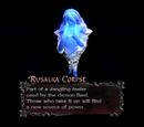 Cuerpo de Rusalka