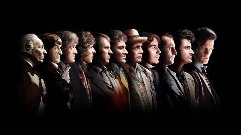 'Doctor Who Trailer 50 Anos - The Day of the Doctor - Doctor Who 50º Aniversário