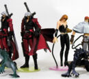 Figuras de acción de Devil May Cry