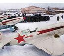 Soviet Fighters