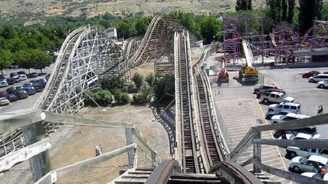 Roller Coaster (Lagoon)