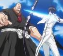 Uryū Ishida vs. Jirōbō Ikkanzaka