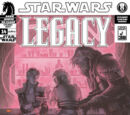 Star Wars: Legacy 14: Claws of the Dragon 1