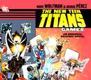 New Teen Titans: Games