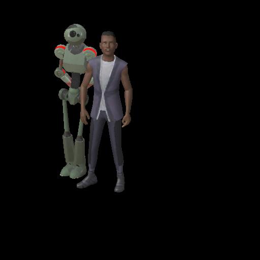 Sims  Sim Inconnu En Ville
