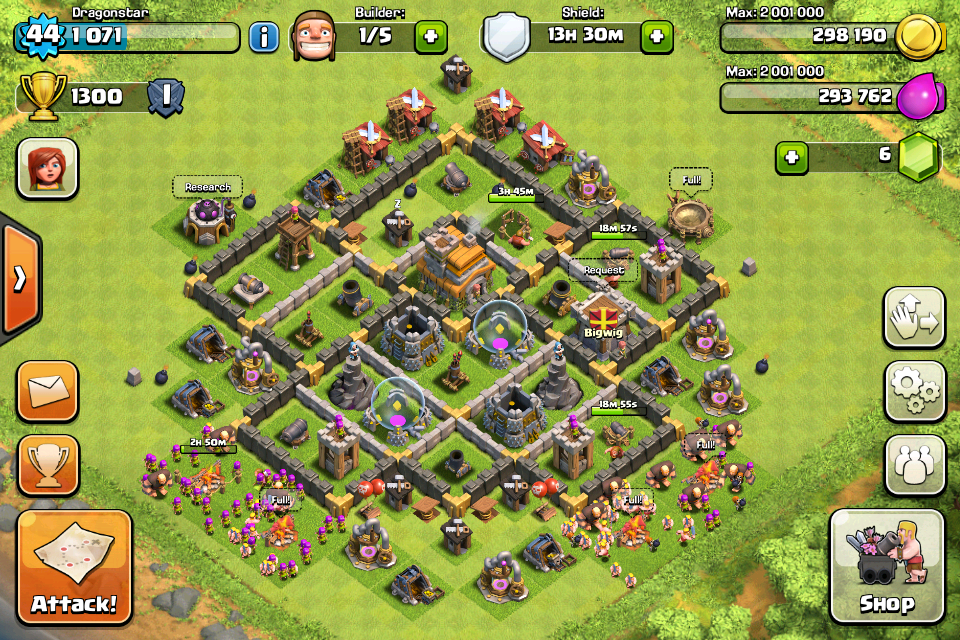 Clash Of Clans Gems Apk Android | Apps Directories