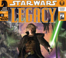Star Wars: Legacy 11: Ghosts 1