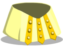Golden Gladiator Skirt