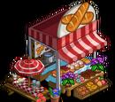 Farm Bake Stand