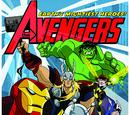 MARVEL COMICS: Avengers (Avengers Earths Mighiest Heroes)