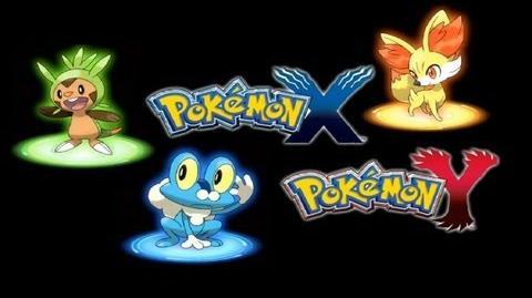 Pokemon X and Pokemon Y - Elite Four Music
