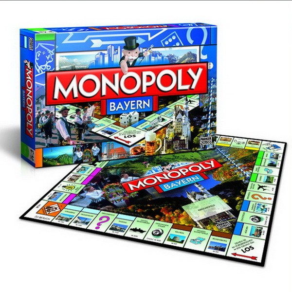 Bayern Monopoly