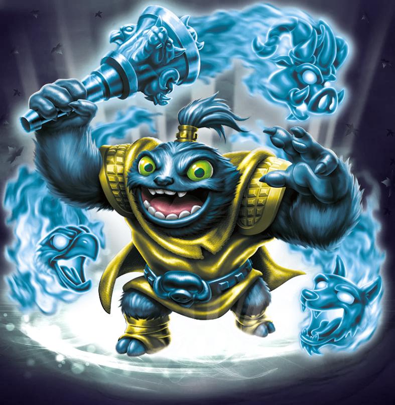 Legendary Zoo Lou - Portal Masters of Skylands unite!