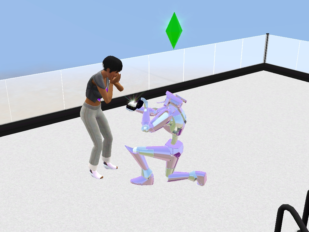 how to make a sim into a plumbot sim