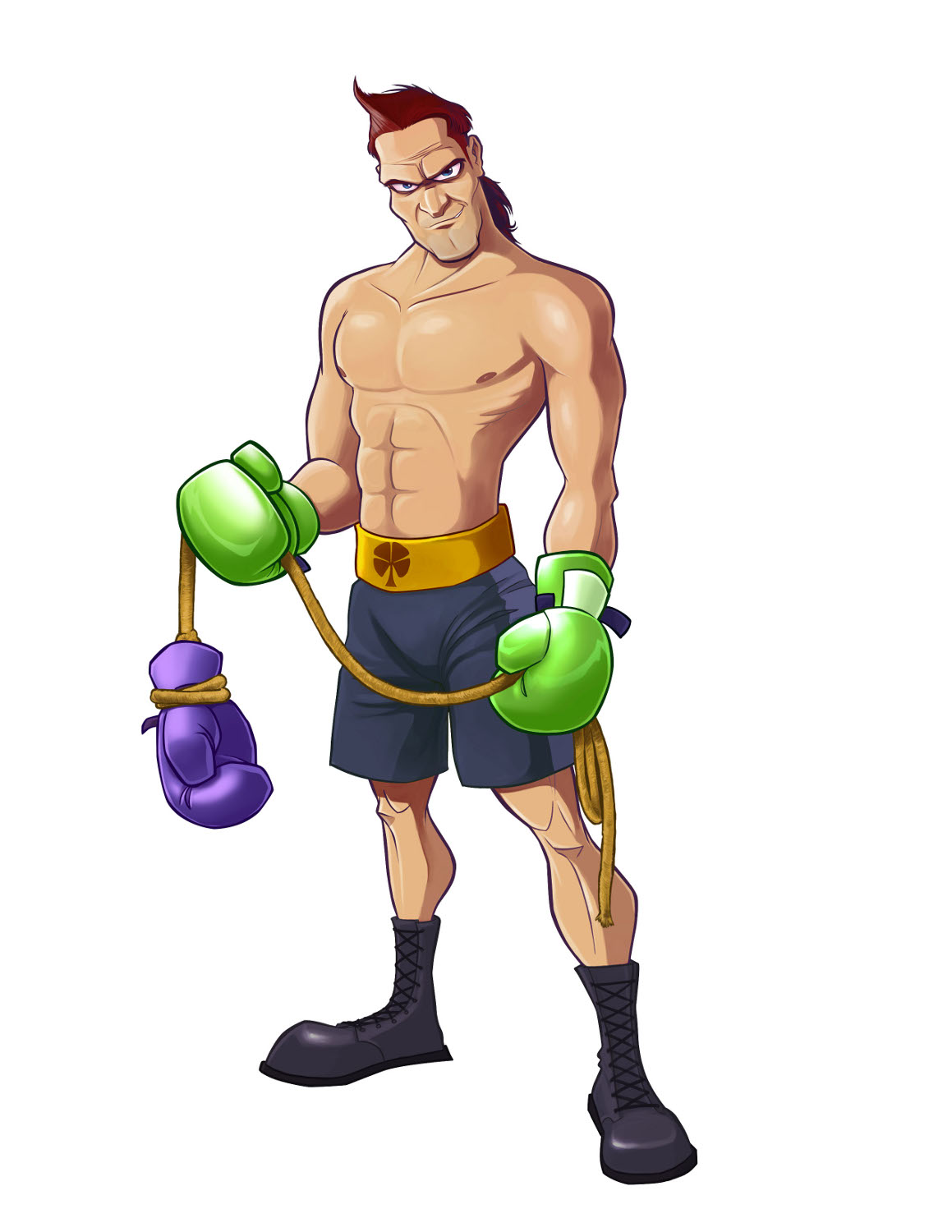 Aran ryan villains wiki villains bad guys comic for What is a punch out list