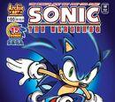 Cómics de Sonic the Hedgehog