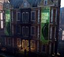 Wohnung des Kunsthändlers