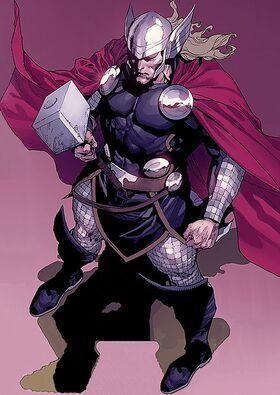 Thor Odinson (Tierra-616) en Avengers 21