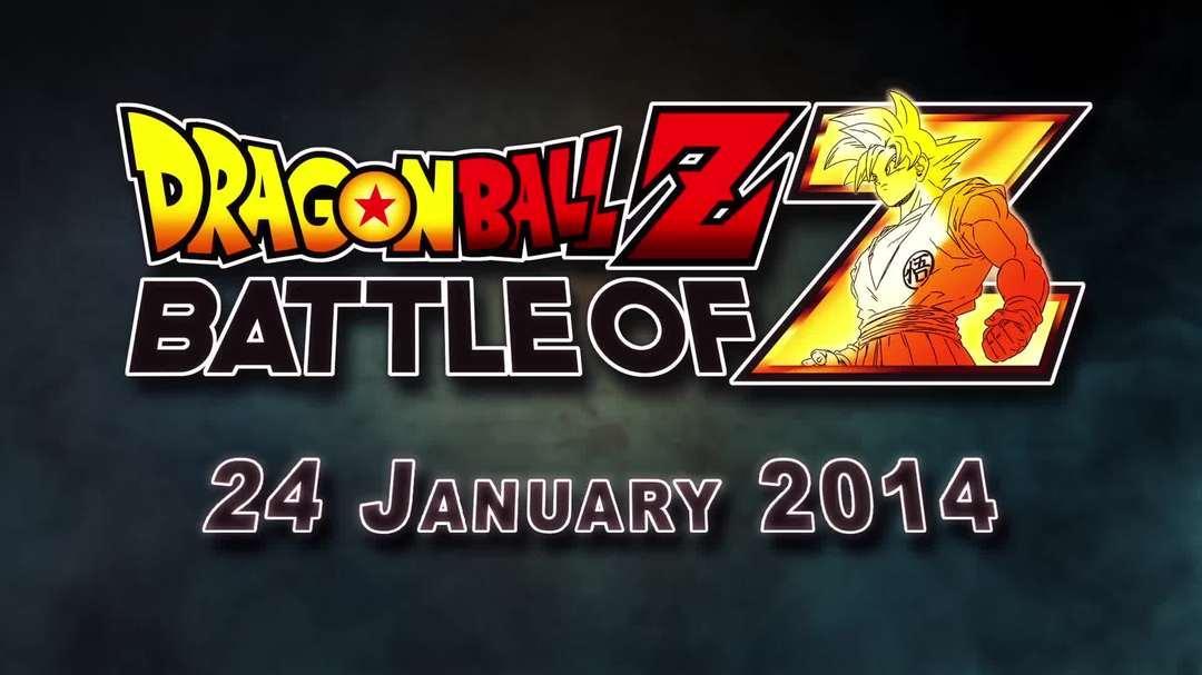 Dragonball Z Battle of Z - Trailer