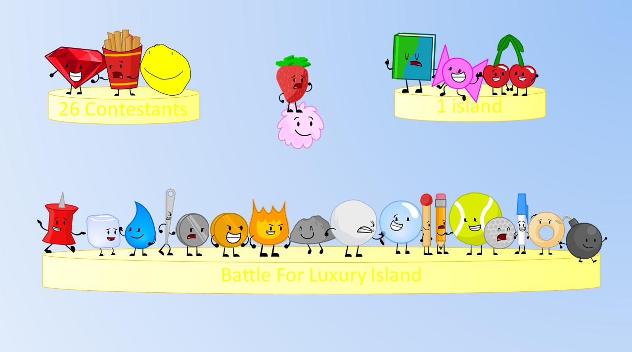 battle for luxury island   battle for dream island fan