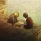 Armin and Eren reading