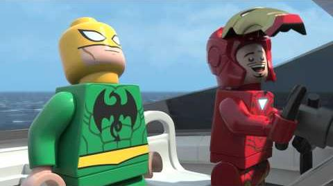 LEGO Marvel Super Heroes Maximum Overload Ep. 4