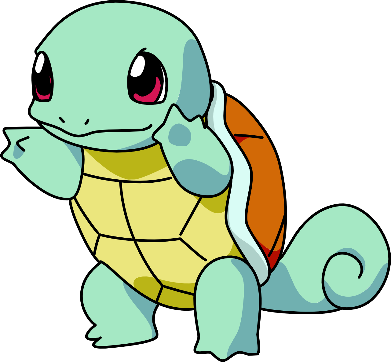 1280 x 1185 png 176kBSquirtle