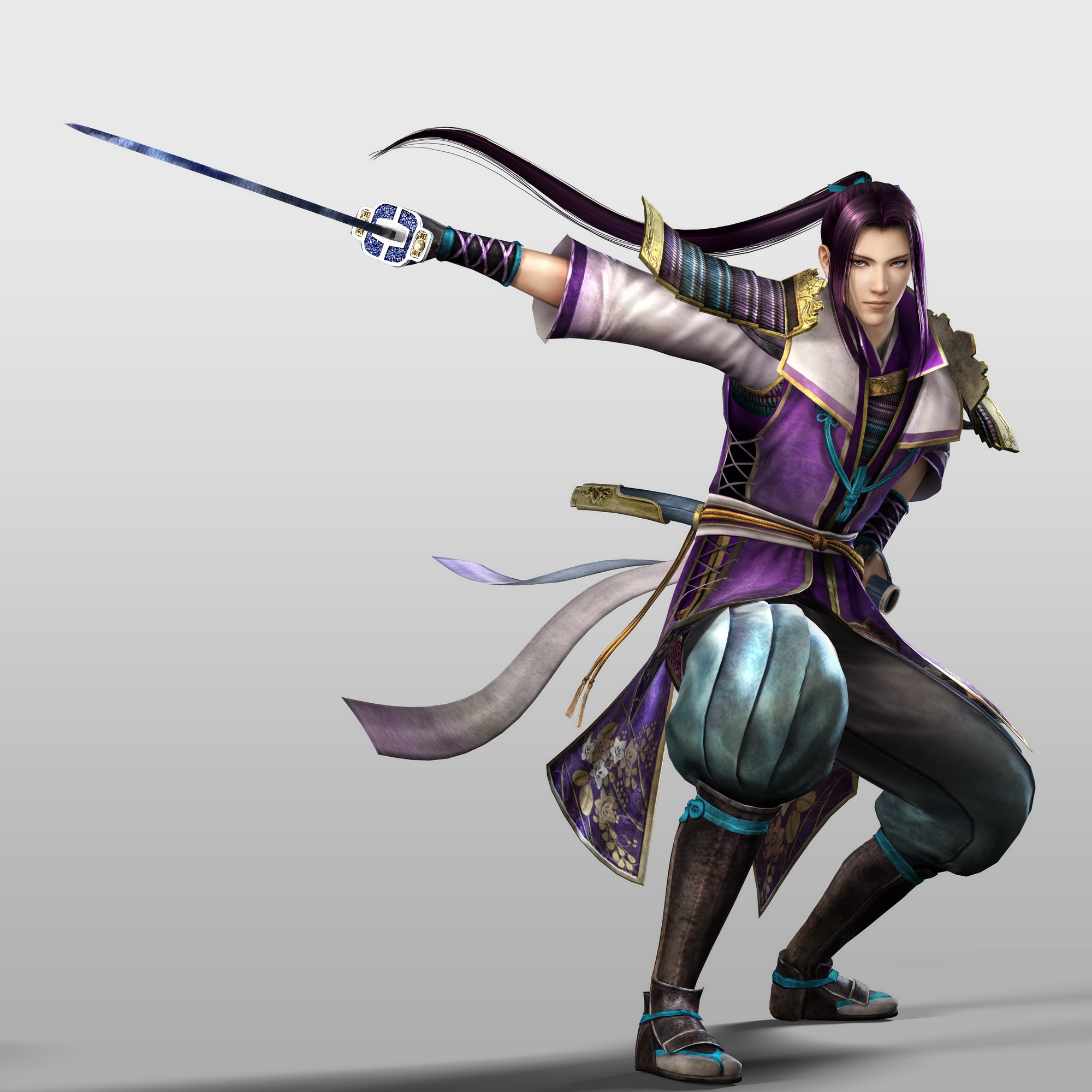 The Protectors of Ransei! *New and improved* Mitsuhide-sw4