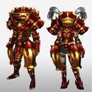 MHFG-Suzaku Donki-ju G Armor (Blademaster) Render.jpg