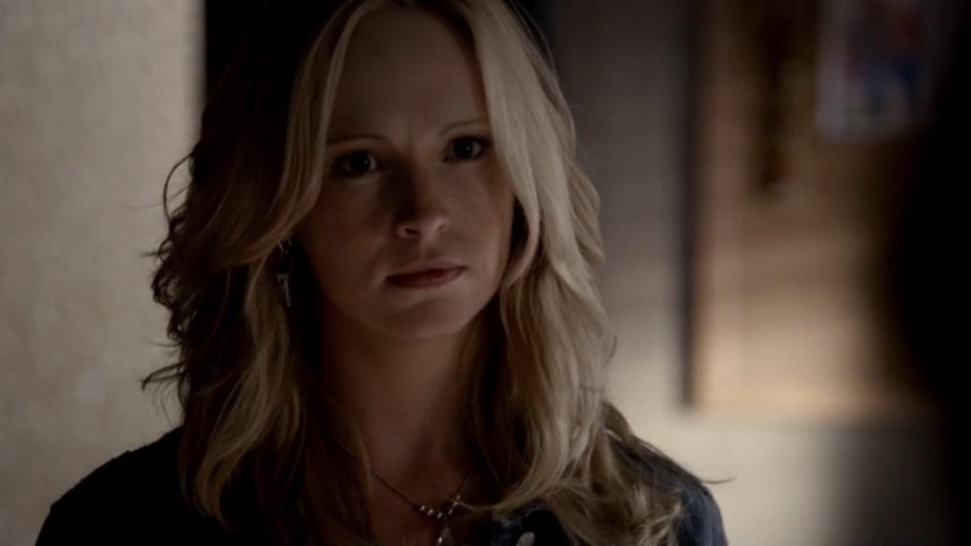 Caroline Vampire Diaries