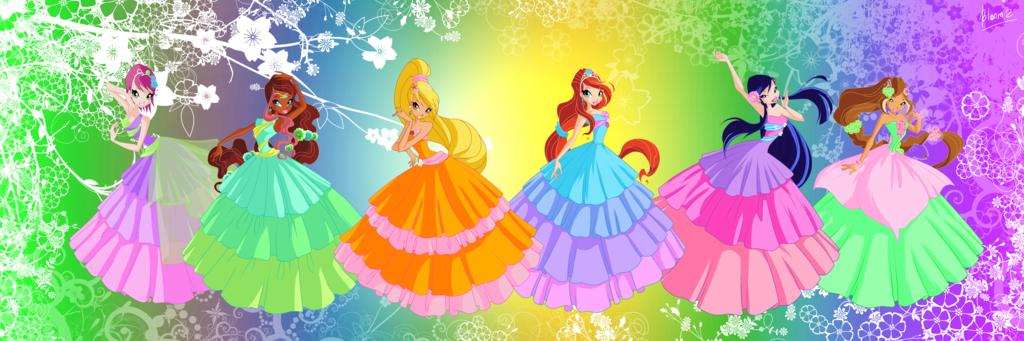 Image winx club princesses of harmonix by bloom2 winx club wiki - Princesse winx ...