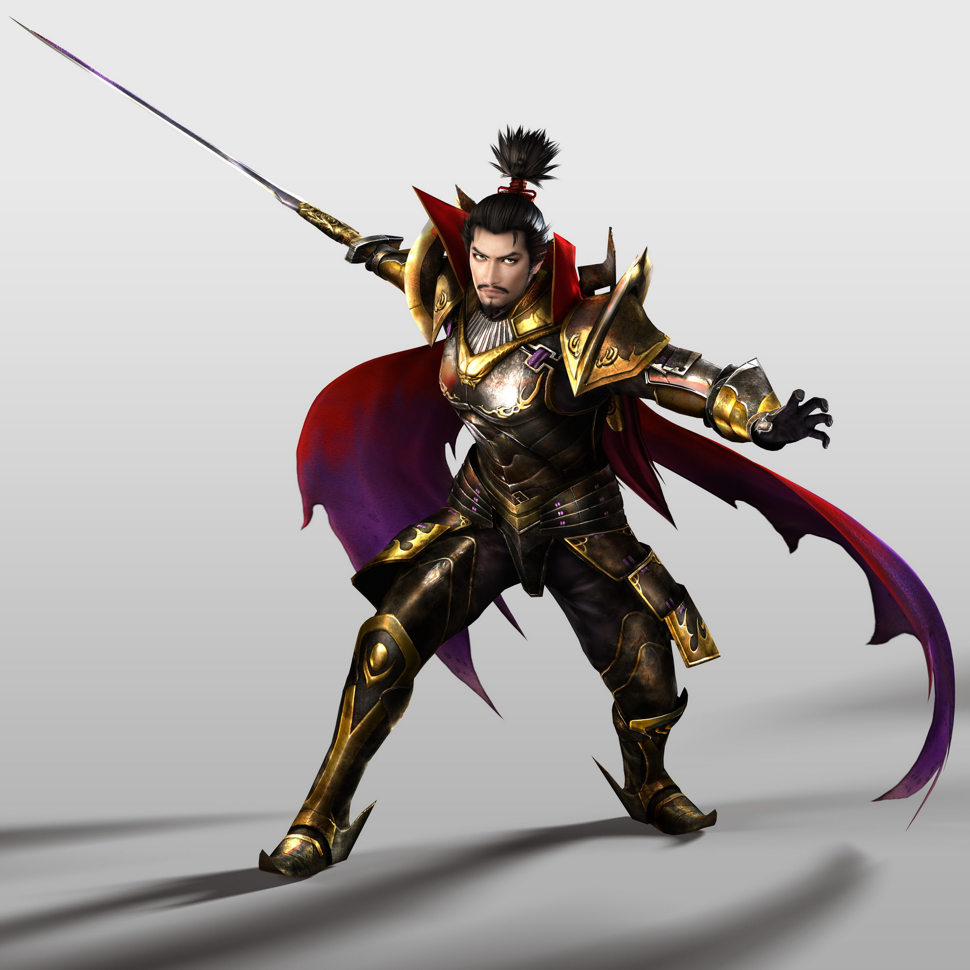 The Protectors of Ransei! *New and improved* Nobunaga-sw4