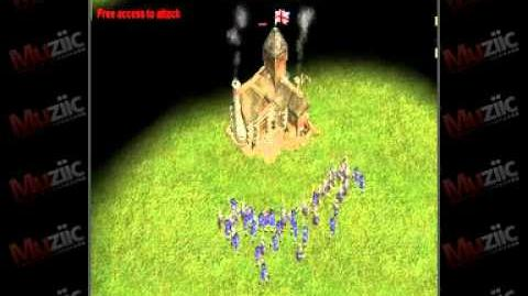 Age of Empires 3 Battle Music (Town Center Attack Song)