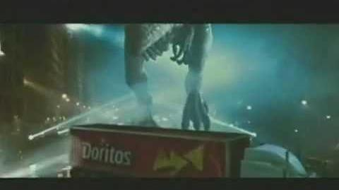GODZILLA® (1998) - Doritos Commercial 2